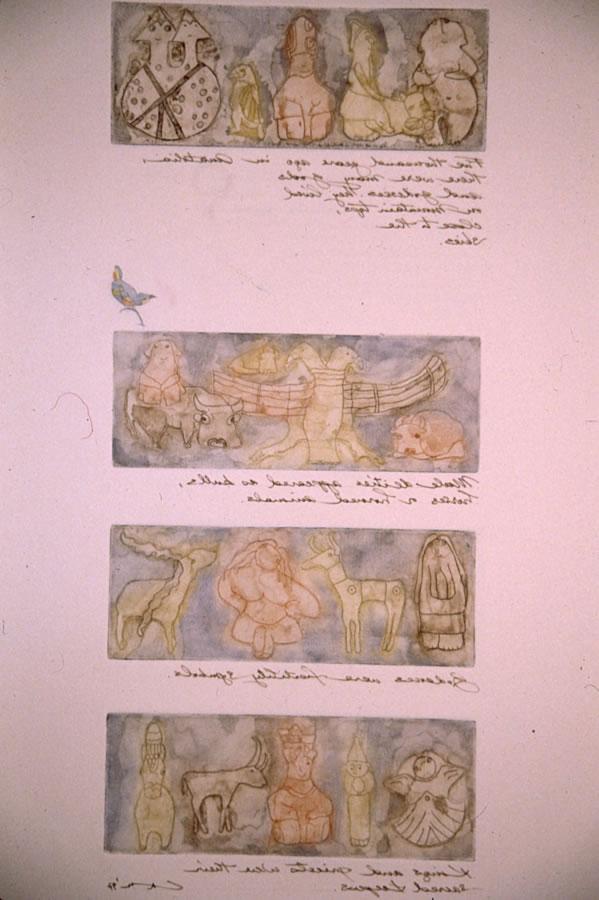01/10 Gabrovo Bienali,  Birincilik Ödülü (Altın Aesop) 1999