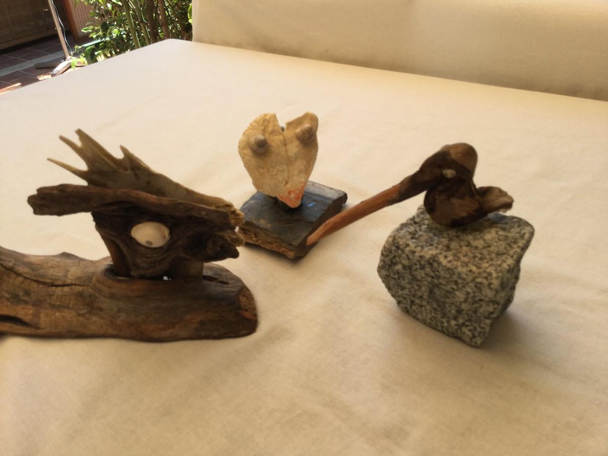 found objects denizden armağanlar