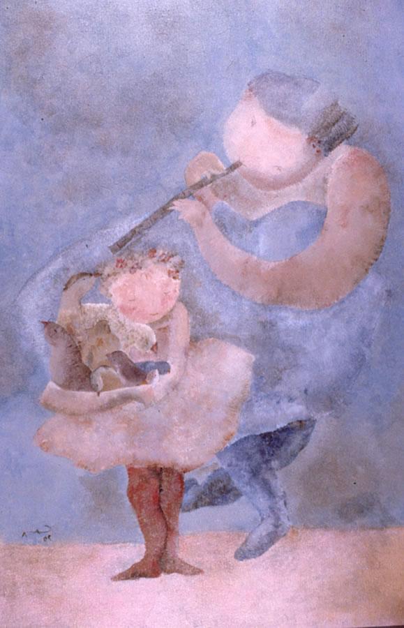 Balerin Çocuk